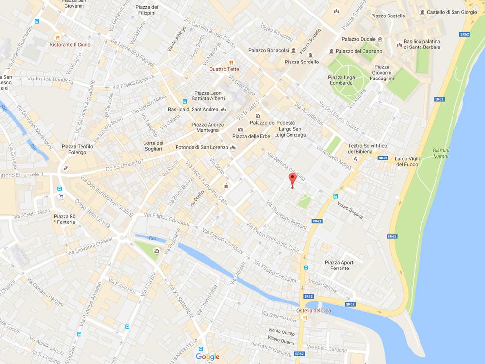 Via Norsa - 46100 Mantova (MN)