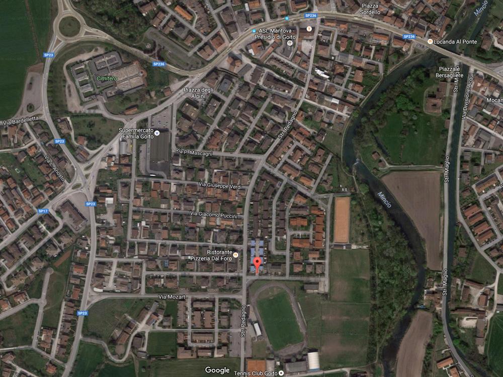 Via San Giovanni Bosco, 1 - 46044 Goito (MN)